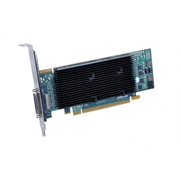 Carte Matrox M9140 LP PCIe x16