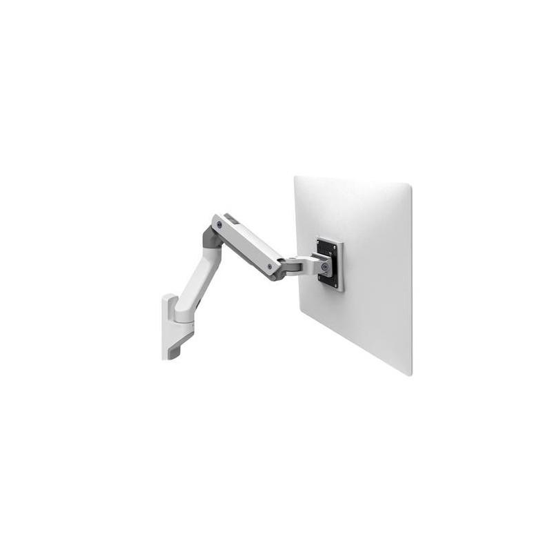 HX Wall Monitor Arm, White