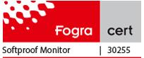 logo certification fogra écran graphique eizo coloredge cg247x