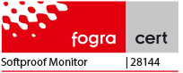 certification fogra écran graphique eizo coloredge cg277