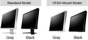 variations disponibles écran vidéosurveillance eizo duravision fds1903