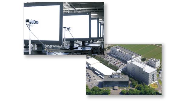 diagnostic plus précis contrôle en usine écran médical EIZO Radiforce MX315W