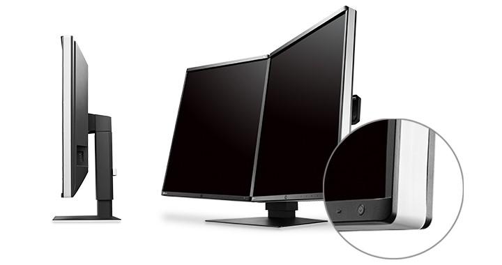 bords extra fins blanc écran médical EIZO Radiforce RX560