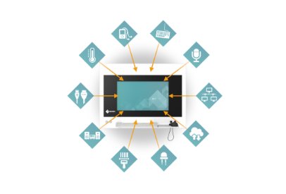 nombreux accessoires écran bloc opératoire eizo curator sp1-55
