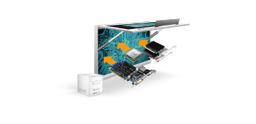 gestion efficace vidéo et informatique écran bloc opératoire eizo curator sp1-55