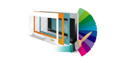 boitier personnalisable écran bloc opératoire eizo curator sp2-24-49