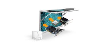 gestion efficace vidéo et informatique écran bloc opératoire eizo curator sp2-24-49